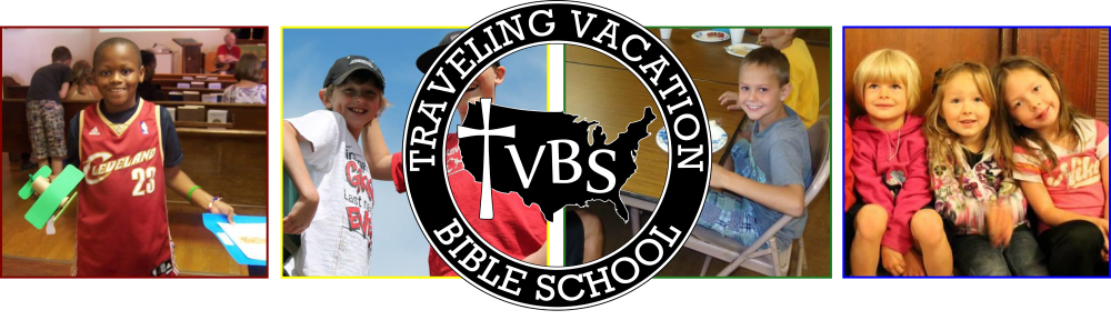 Traveling Vacation Bible School